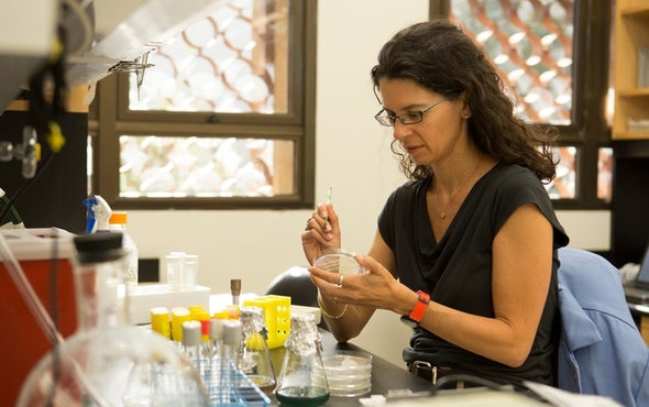 "MacArthur ""Genius"" Grant Winner Battles Drug-Resistant Infections"