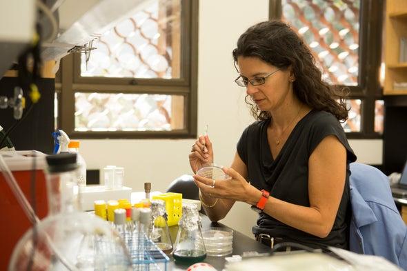 "MacArthur ""Genius"" Grant Winner Battles Drug-Resistant Infections"