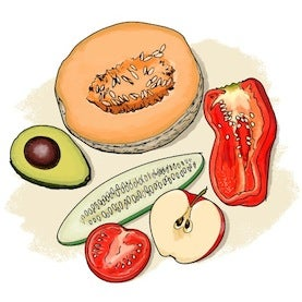 Seminal Science: How Many Seeds Do Different Fruits Produce?