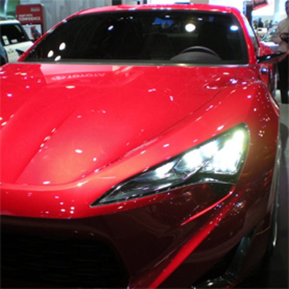 Passion Gear: Autos Appeal to Emotions This Week at the New York City Car Show [Slide Show]