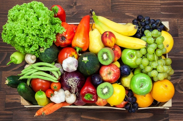 Mediterranean Diet Works--for Upper Crust