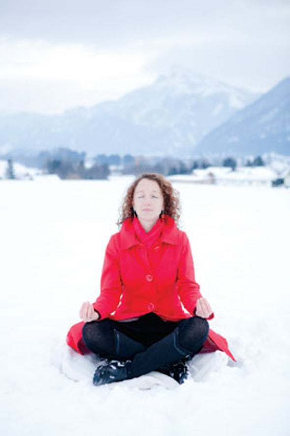 Meditate That Cold Away