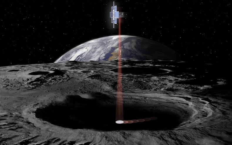 NASA's Hunt for Lunar Water Intensifies