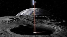 NASA's Hunt for Lunar Water Intensifies