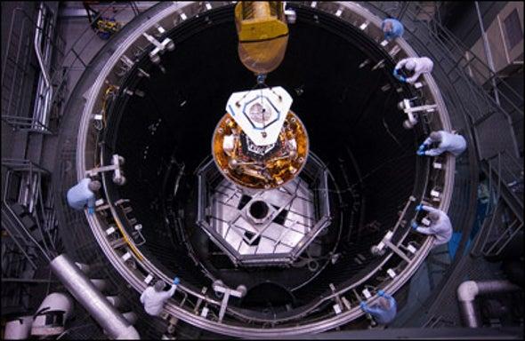 Phoenix Mars Lander Set for Launch