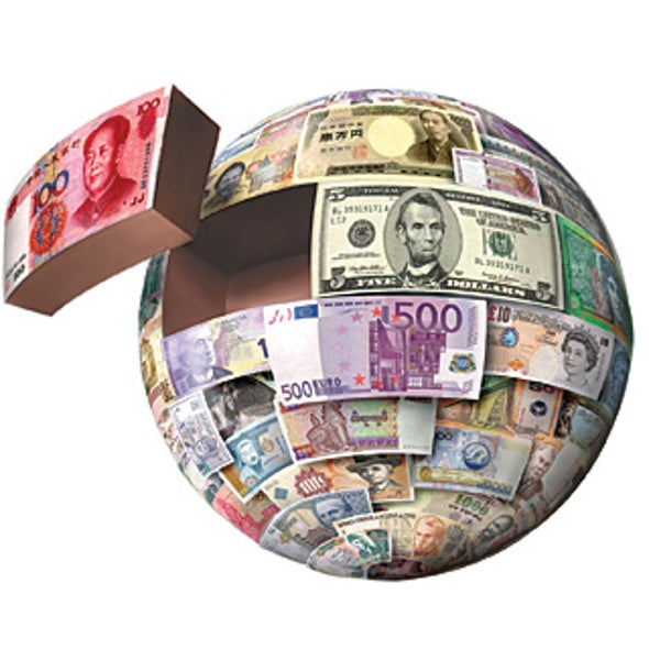 Rethinking the Global Money Supply - Scientific American