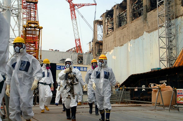 Japan Acknowledges First Possible Radiation Casualty at