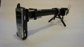 """Putting the """"Cell"""" in Cell Phone: Adapter Turns Its Camera into a Microscope"""
