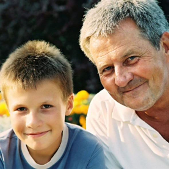 Father Time: Children with Older Dads at Greater Risk for Mental Illness