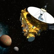 Pluto Probe to Wake from