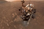 Mars Rover Detects