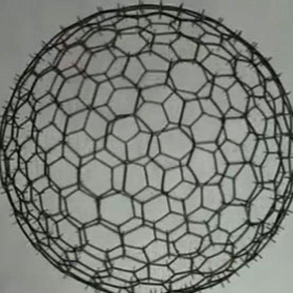 Mathematical Impressions: Goldberg Polyhedra [Video]