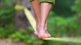 Going Barefoot and 8 Other Ways to Improve Balance