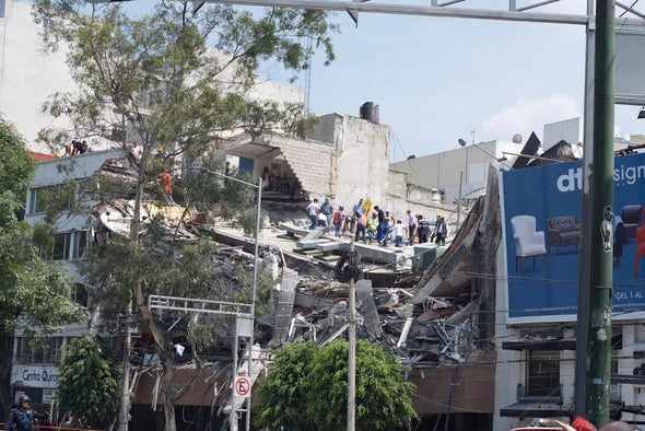 Why the Mexico City Earthquake Shook Up Disaster Predictions