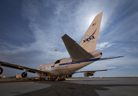 Is This Telescope-On-A-Plane Worth Its Pricetag?