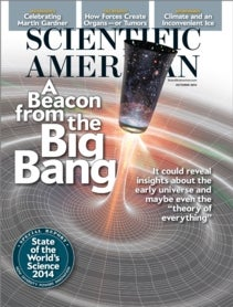 Scientific American Volume 311, Issue 4