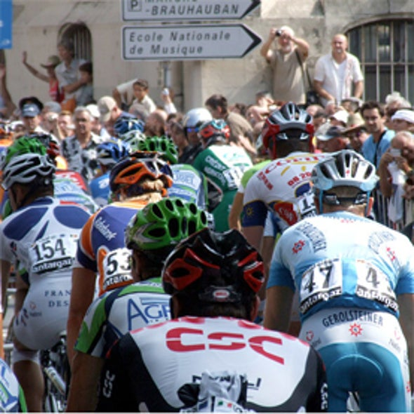 Widespread Plasticizer Clouds Doping Tests of Cyclists
