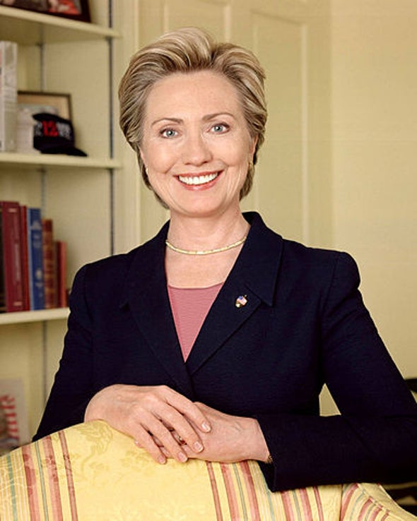 Hillary Clinton May Take a Strong Stance on Global Warming