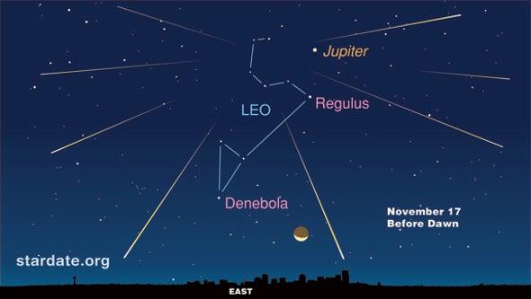 Leonid Meteor Shower Peaks Tonight: How to See It
