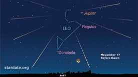 Leonid Meteor Shower Peaks Tonight: How to See It