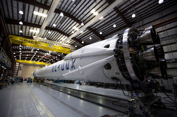 SpaceX to Try Launching Reusable Rocket Again Monday