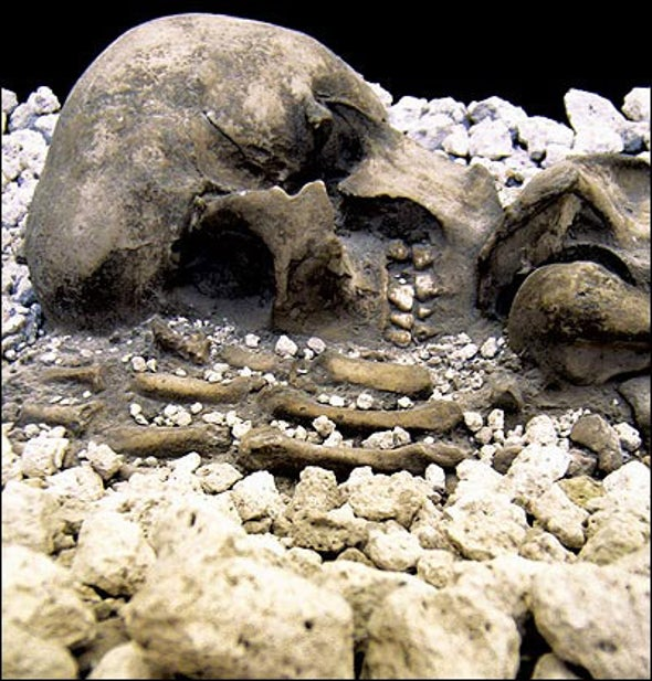 Vesuvius's Pre-Pompeii Blast