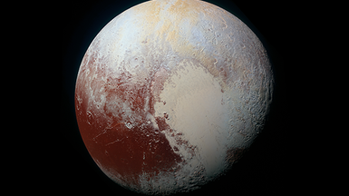Nameless No Longer: Pluto's Geography to Receive Official Titles
