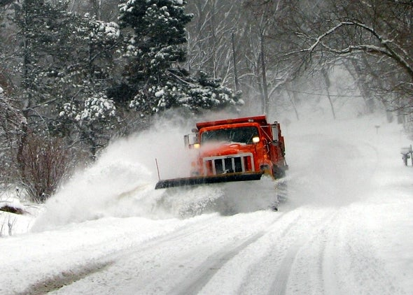 Can Road Salt and Other Pollutants Disrupt Our Circadian Rhythms?