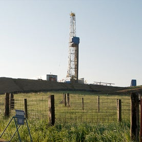 north dakota, oil rig, environmental damage, economic prosperity