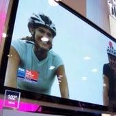 Ginormous TV