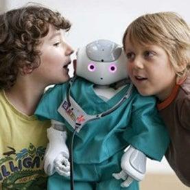 Cyber Sensitive: Therapeutic Buddy Bots Get Emotional