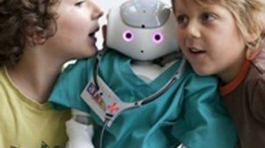 Cyber Sensitive: Therapeutic Buddy Bots Get Emotional