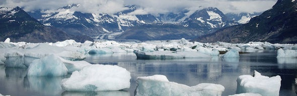 """Long-Overlooked """"Ice Quakes"""" Data Provides Insights into Calving Glaciers"""