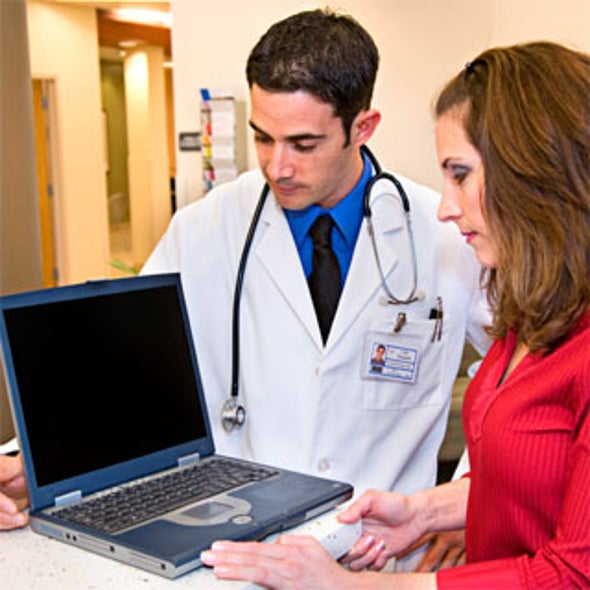 Who's Keeping an Eye on Your Online Health Records?