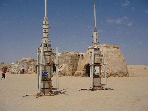 New Technology Brings <i>Star Wars</i>–Style Desert Moisture Farming a Step Closer