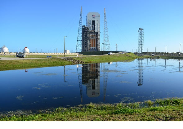 Orion Capsule Launches New Era for NASA
