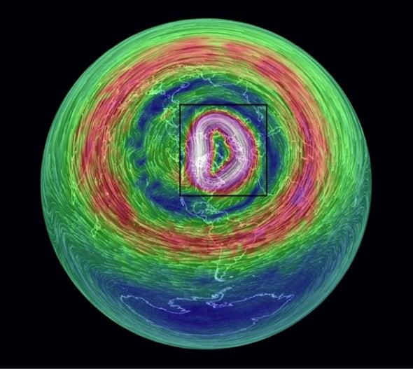 What Happened to the Polar Vortex?