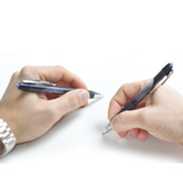 Ambidexterity and ADHD: Are They Linked? - Scientific American