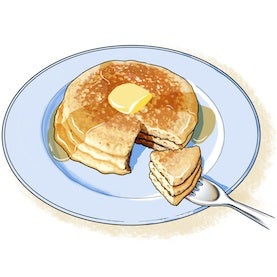 The scientific secret of fluffy pancakes scientific american the scientific secret of fluffy pancakes ccuart Choice Image