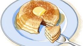 The Scientific Secret of Fluffy Pancakes