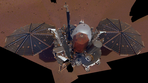 "First ""Marsquake"" Detected on Red Planet"