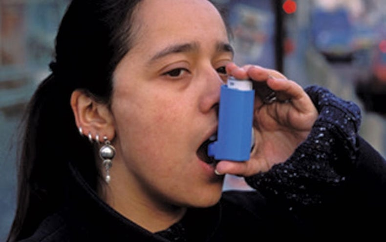 Beliefs Can Trigger Asthma Attacks