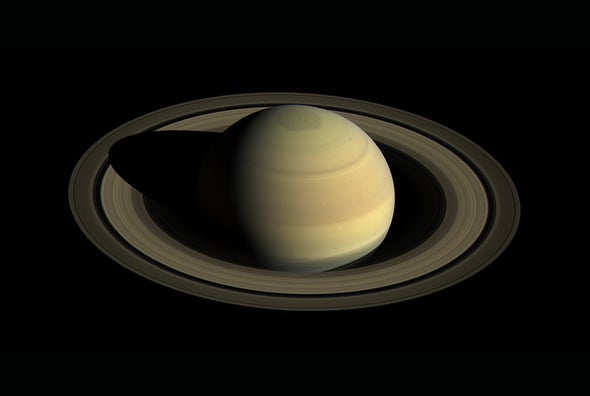 Cassini Mission Kicks Off Finale at Saturn