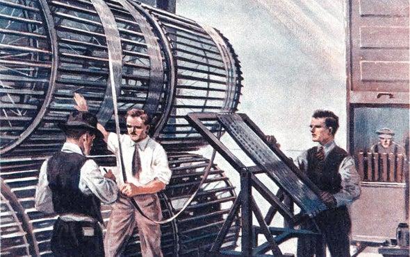 实验室为X射线星和电影明星工作