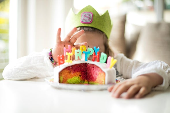 Children's Birthdays May Have Spread COVID Infections