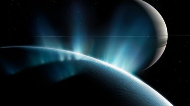 Food on Enceladus, Old Faithful on Europa Strengthen Case for Finding Alien Life