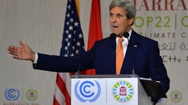 Obama Presses Ahead with Plans for Deep Emissions Cuts