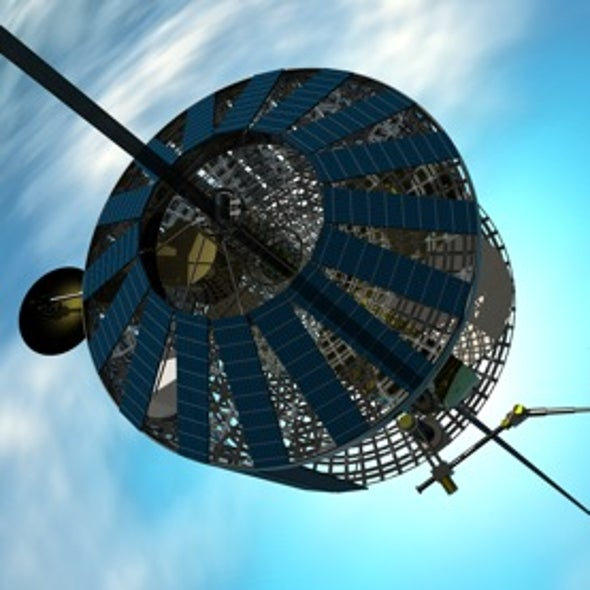 Space Elevator Enthusiasts Push On despite Lengthy Time Frames and Long Odds