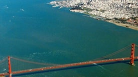 Tidal Gate Across San Francisco Bay Proposed to Manage Sea Level Rise