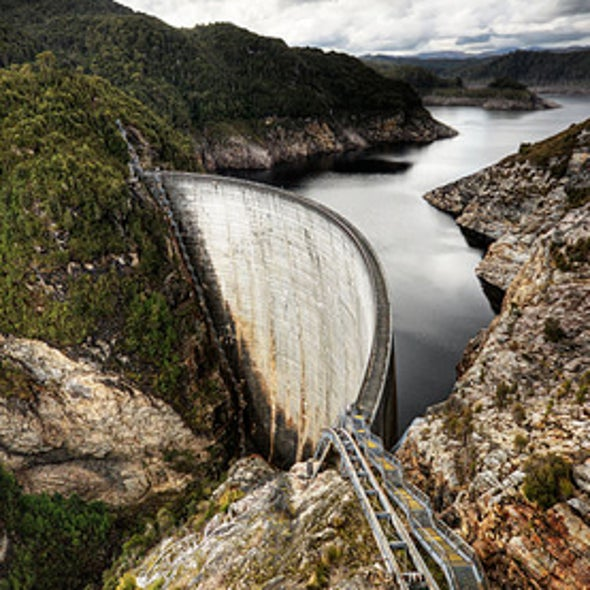 World's Dams Unprepared for Climate Change Conditions